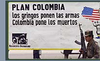 Plan Colombia poster